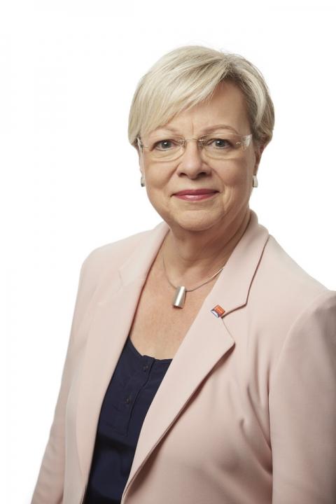 Dagmar Rode, EBB-Bezirksvertreterin aus Rüttenscheid