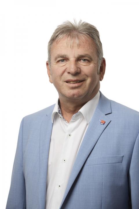 Wilfried Adamy, stellvertretender Fraktionsvorsitzender